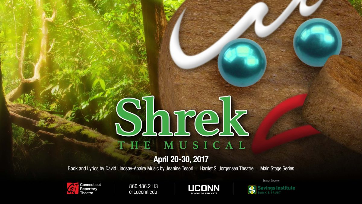 CRT Presents Shrek the Musical April 20-30, 2017